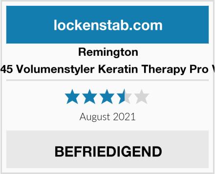 Remington CB65A45 Volumenstyler Keratin Therapy Pro Volume Test
