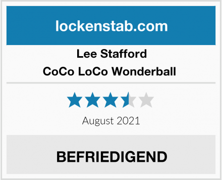 Lee Stafford CoCo LoCo Wonderball  Test