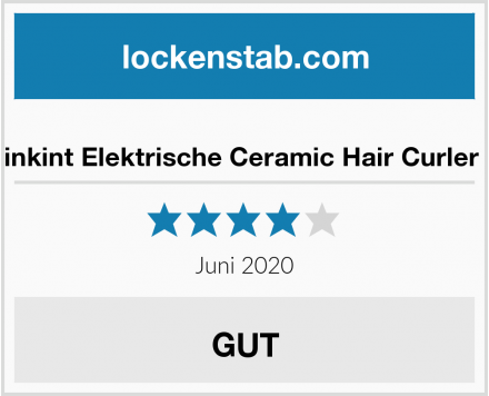 inkint Elektrische Ceramic Hair Curler  Test