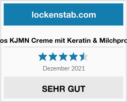 No Name Kallos KJMN Creme mit Keratin & Milchprotein Test