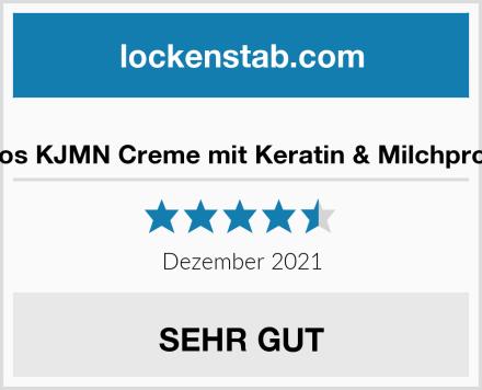 Kallos KJMN Creme mit Keratin & Milchprotein Test