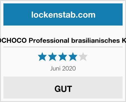 COCOCHOCO Professional brasilianisches Keratin Test