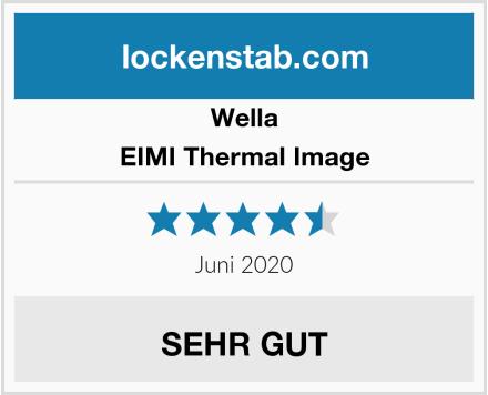 Wella EIMI Thermal Image Test