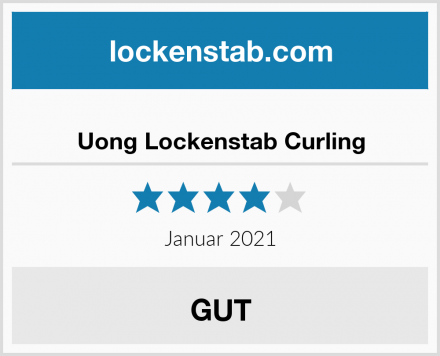 Uong Lockenstab Curling Test