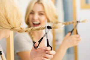 Während Corona zum Frisurenprofi - so klappt's