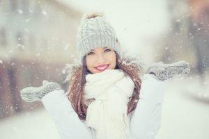 Welche Haarpflege im Winter?