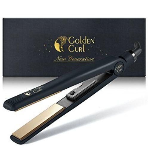 Golden Curl Glätteisen GL829