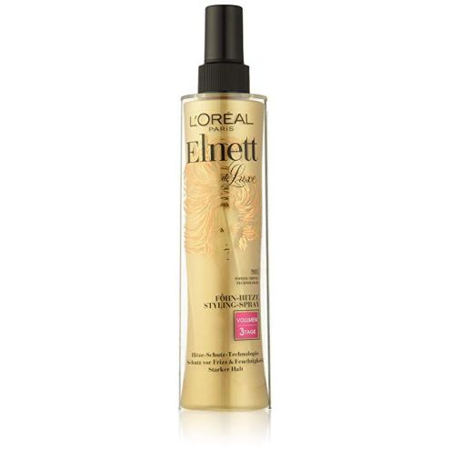 Loreal Paris Elnett de Luxe Hitze Styling-Spray 3 Tage Volumen