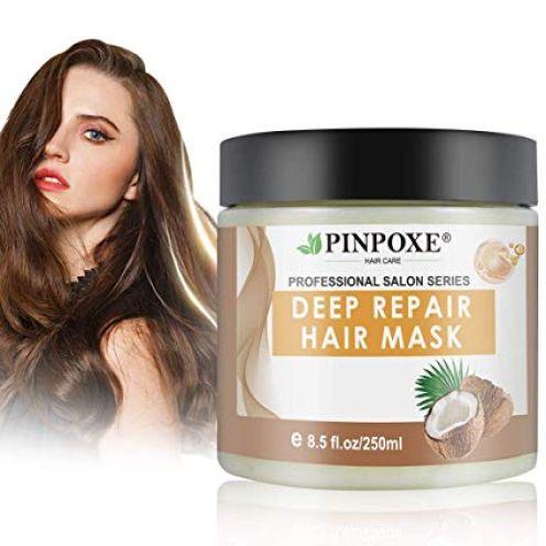 PINPOXE Haarmaske